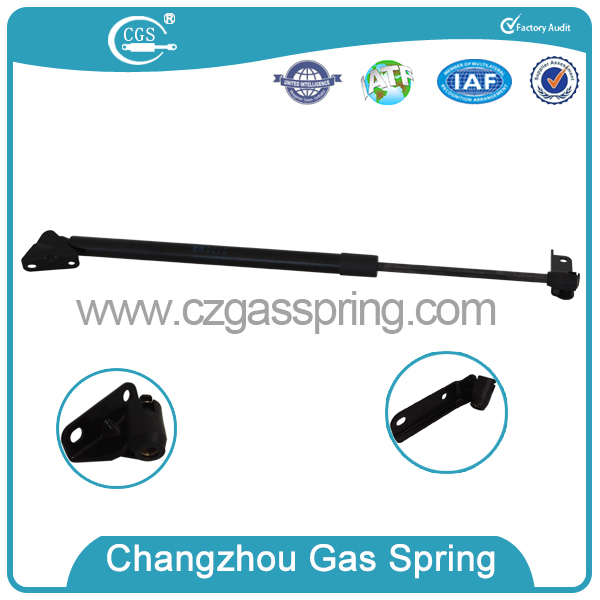 Variable Damping Gas Spring